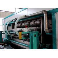 Wholesale 8 Faces Rotary Pulp Molding Equipment / Paper Egg Tray Production Line from china suppliers