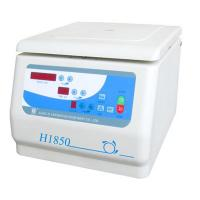 Wholesale Microprocessor Control Medical Laboratory Equipment High Speed Benchtop Centrifuge from china suppliers