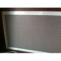 Wholesale Round Hole perforating Steel Metal Sheets With Plastic Coated bright from china suppliers