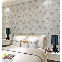 Wholesale 3D Effect Wallpaper For Walls , Toughness Multipurpose Back Vinyl Wallpapers from china suppliers