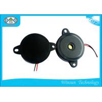 Buy cheap External Drive Mirco Piezo Buzzer 24 * 4.5 mm With Wire and Lug For Telephone from wholesalers
