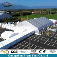 Wholesale 25*60m Aluminum TFS Curve Large Outdoor Tent , Wind Loading 100km/H from china suppliers
