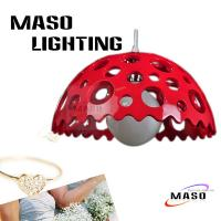 Wholesale Lighting Accessories Indoor Resin pendant lamp Cover Mushroom Shade from china suppliers