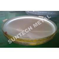 Wholesale Pressuer Vessel Head N02201 Nickel and Carbon Steel THA Dished from china suppliers