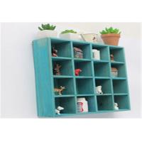 Wholesale Eco - Friendly Indoor Storage Cabinets Wall Hanging Cube Storage Shelf Units from china suppliers