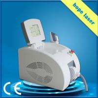 Wholesale High Effective Ipl Laser Hair Removal Machine 0 - 50 J/Cm2 Body Hair Removing Machine from china suppliers