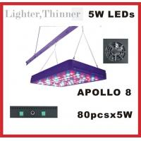 Wholesale 80PCS 5W LED CHIP Apollo 8 LED grow light greenhouse lights plant light,grow lamp plant from china suppliers