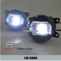 Wholesale Citroen Jumpy car front fog lamp replace LED daytime running lights DRL from china suppliers