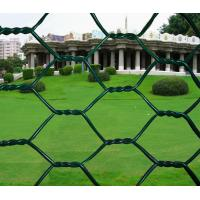"Wholesale Galvanized , PVC Coated  3/4"" Hexagonal Wire Mesh For Aviary from china suppliers"