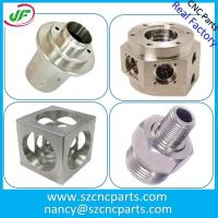 Buy cheap Polish, Heat Treatment, Nickel, Zinc, Silver Plating Spare Parts from wholesalers