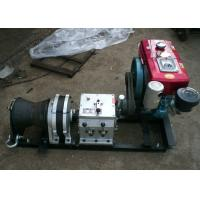 Wholesale Supply 5 tons diesel engine powered winch or diesel capstan winch from china suppliers