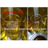 Buy cheap Supertest 450 Injectable Anabolic Steroids Testosterone Blend Oil 450Mg/ML for Lean Muscle from wholesalers