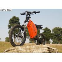 Wholesale adult 26 inch 72v 5000w off road beach cruiser motor ebike with carbon steel from china suppliers