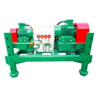 Buy cheap High speed large capacity decanter centrifuge for solids liquids separation, Good performance and long service time from wholesalers