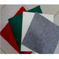 Wholesale various color wool pressed nonwoven felt,Fashion  german wool felt from china suppliers