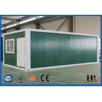 Wholesale Easy dismantling 20ft Folding Prefab Mobile Container House Customized from china suppliers