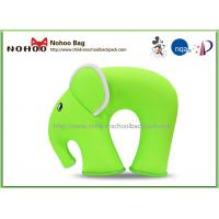 Wholesale Environmental 3D Cartoon Elephant Neck Pillow For Sleeping NHU001 from china suppliers