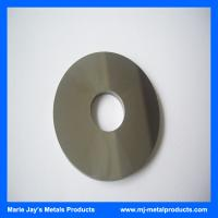 Wholesale High quality hot selling HIP Sintered tungsten carbide disc cutters for cuttting metals from china suppliers