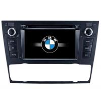Wholesale 6.2 Inch Digital BMW DVD Players SiRF STAR III With 800*480 Resolution from china suppliers