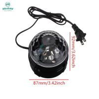 Quality Christmas Lighting 3W Mini Voice Control Led Stage light For Holidays for sale