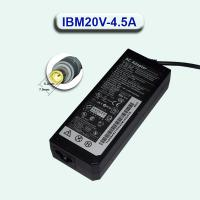 Wholesale 90w lenovo power adapter for ibm latop charger black colour 20V 4.5A tip 7.9*5.0mm from china suppliers