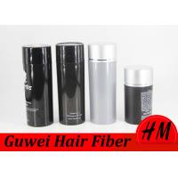 Wholesale Own Branded Synthetic Hair Fibers , Natural Ingredient Fake Hair Powder from china suppliers