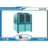 Wholesale 40Hp Screw Small Water Chiller Units Energy Saving For Injection Machine from china suppliers