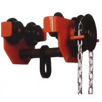Buy cheap GCL-B type geared trolley from wholesalers