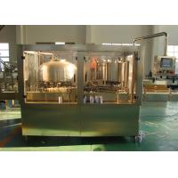 Wholesale Tin Can Liquid Bottle Filling Machine Equipment for Tea / Beverage from china suppliers