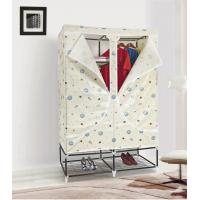 Wholesale Bedroom Furniture Non woven Fabric Wardrobe Shelves Portable Free Standing Closet from china suppliers