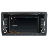 Wholesale Audi A3 / S3 GPS Auto Navigation Systems In Dash Car Dvd Player from china suppliers