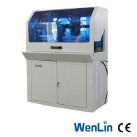 Wholesale A4 Plastic Card Die Cutter 3000 cards per hour , PVC Sheet Overlay Making Machine from china suppliers