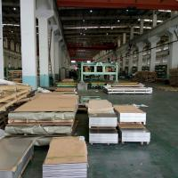 Wholesale ASTM A240 - 316Ti Cold Rolled Stainless Steel Sheet 0.4 - 3.0mm 316Ti SS Sheet from china suppliers