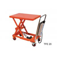 Wholesale General Fixed Electric Lift Table Platform For Metal Industry And Workshop from china suppliers