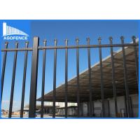 Quality Multi Function Boundary Steel Panel Fence For Sports Field And Agriculture for sale