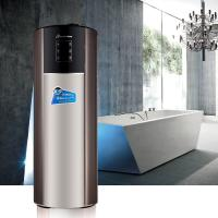 Quality WiFi Air Source Heat Pump Water Heater With Solar Coil  And CE Certification for sale