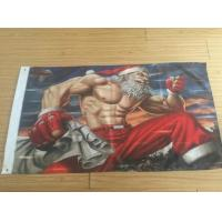 Wholesale 3x5FT Decorative 100D Advertising Banners And Flags For New Year / Merry Christmas from china suppliers
