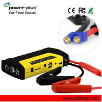 Wholesale 12V 16V 19V Slim Portable Car Jump Starter 16800mAh With Air Compressor from china suppliers