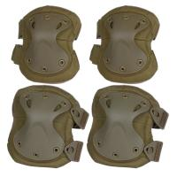 Wholesale Tactical Combat Molle Gear Accessories Knee Protection Pads , High Safe Knee Pad from china suppliers