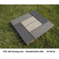 Wholesale composite DIY Flooring OLDA-1006 from china suppliers
