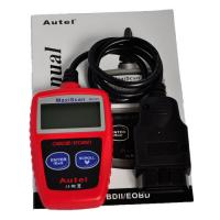Quality Original Maxiscan Ms309 Autel Diagnostic Tools OBD2 CAN Code Reader Scanner for sale
