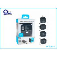Wholesale Universal AC USB Power Charger Adapter With 5V 2.4A Dual USB Port from china suppliers