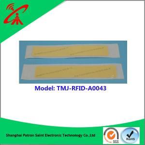 Quality UHF RFID sticker  860-960MHZ Customized rfid nfc tag / label / sticker for sale