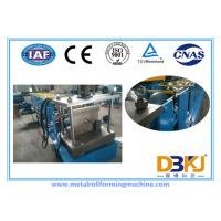 Buy cheap Plc Controlled Gutter Roll Forming Machine , Wall Panel Roll Forming Machine from wholesalers