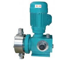 Wholesale Industrial Electric Motor Diaphragm Dosing Pump For Fertigation / Chemigation from china suppliers