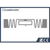 Buy cheap Printed Width 83mm Material PET Dry RFID Inlay UHF With Chip NXP U Code7 from wholesalers