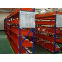 Wholesale Durable cold rolled steel light duty shelving with spray powder finished from china suppliers