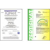 Guangzhou Ingor Sporting Goods Co.,Ltd Certifications