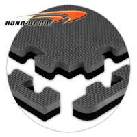 Wholesale Eco-Friendly Reversible Floor mat Durable with high density , easy to fix and water-proof from china suppliers