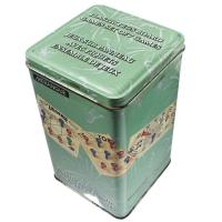 Wholesale Metal Tinplate Empty Gift Tins For Tea / Spices/Cookie ,The Height Can Be Adjusted from china suppliers